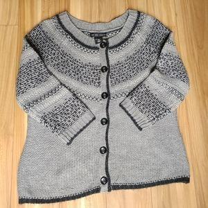 New york & company knnited sweater